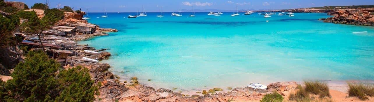 Alquiler coche en Formentera