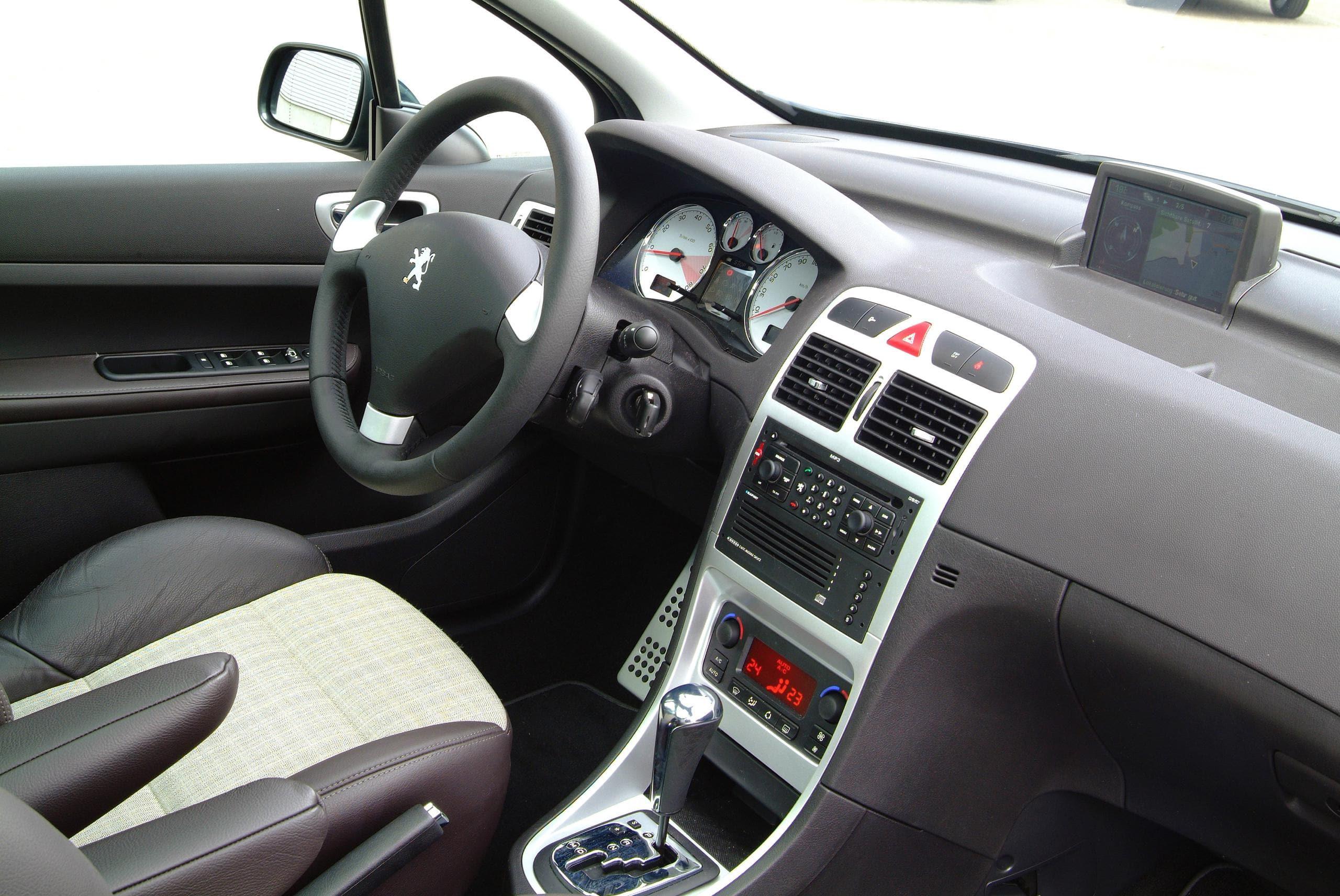 Peugeot 307 SW - Formentera Rent